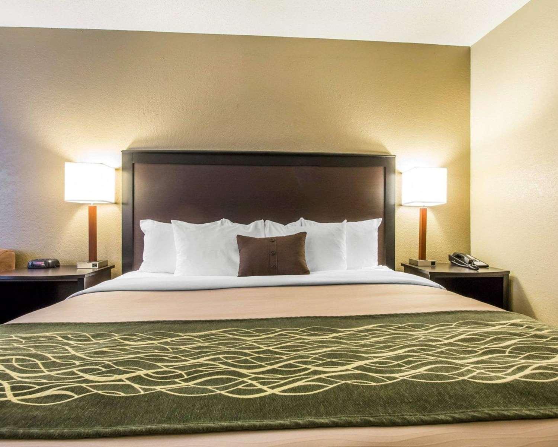 Room - Quality Inn Harlan