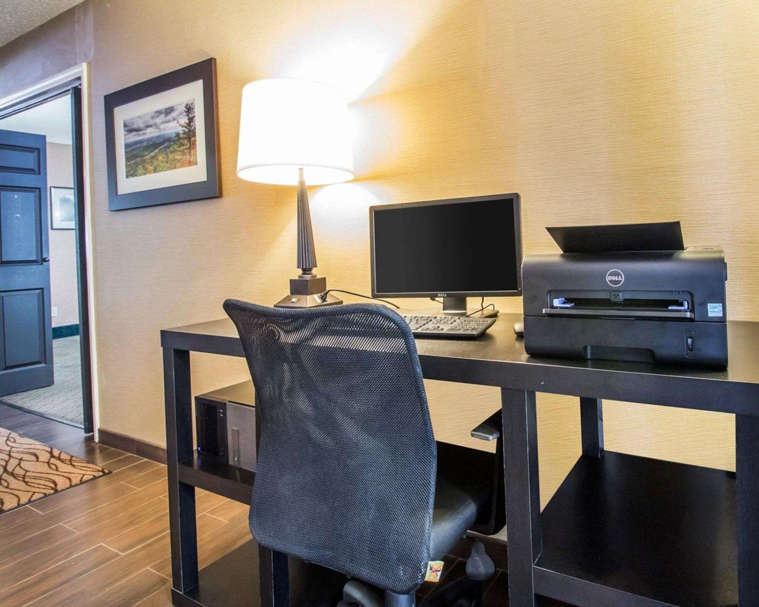 Conference Area - Quality Inn Harlan