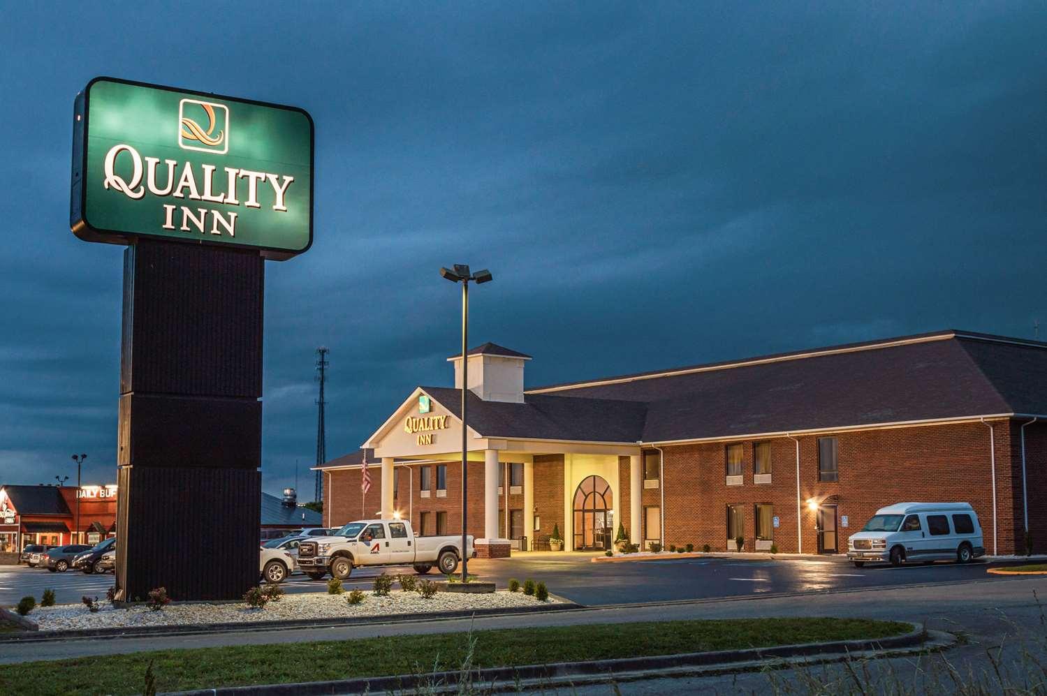 Exterior view - Quality Inn Berea