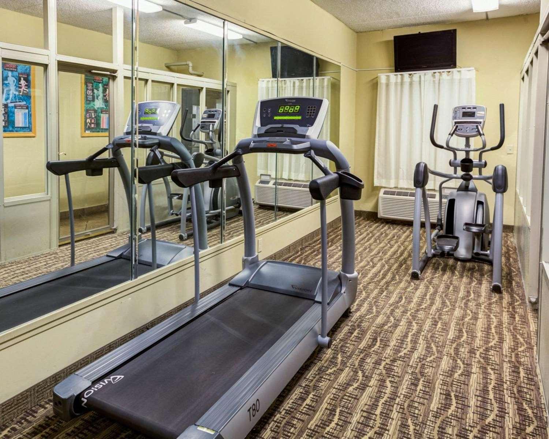 Fitness/ Exercise Room - Comfort Inn Southeast Lexington