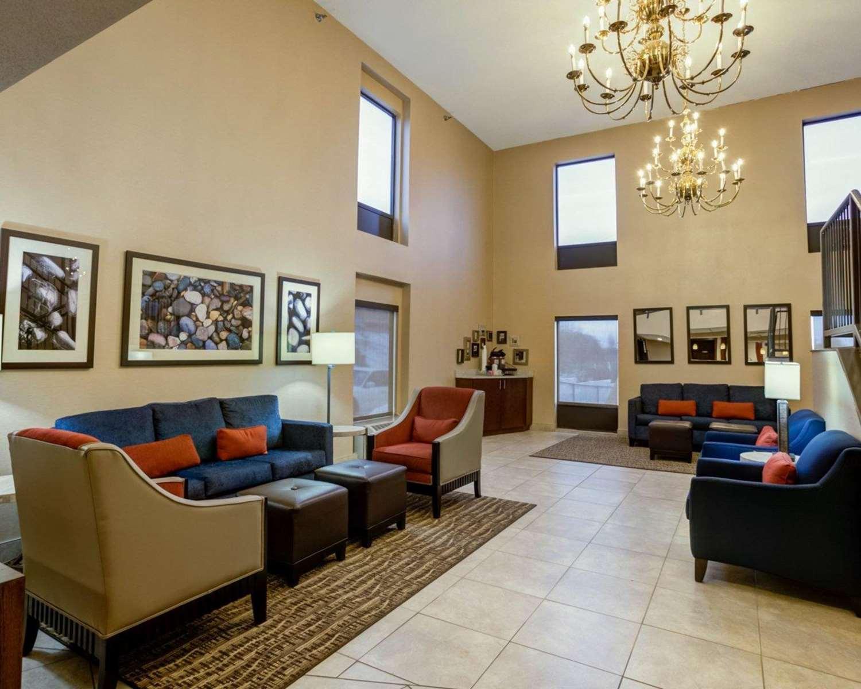 Lobby - Comfort Inn Southeast Lexington