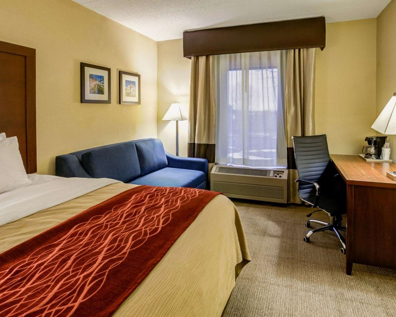 Room - Comfort Inn Southeast Lexington
