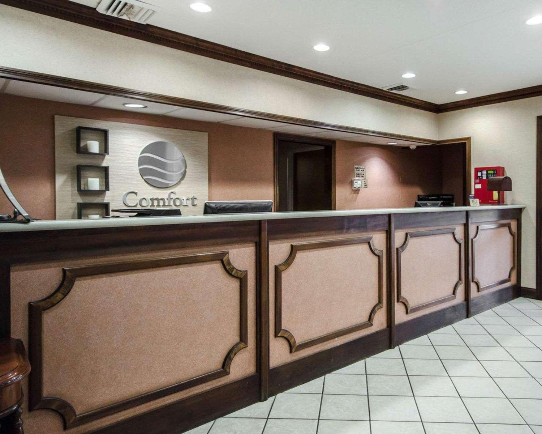 Lobby - Comfort Inn Henderson