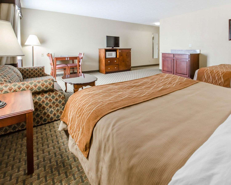 Suite - Comfort Inn Henderson
