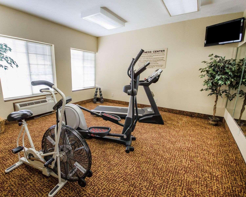 Fitness/ Exercise Room - Comfort Inn Henderson
