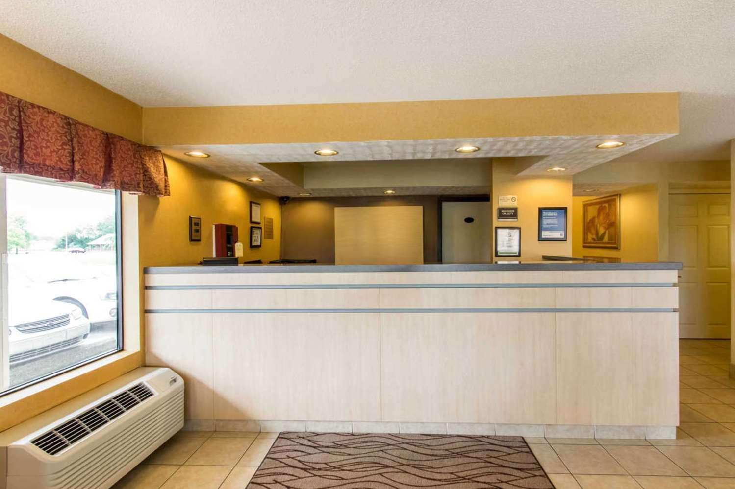 Lobby - Quality Inn Glasgow