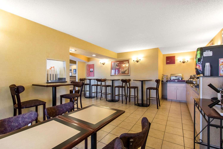 Restaurant - Quality Inn Glasgow
