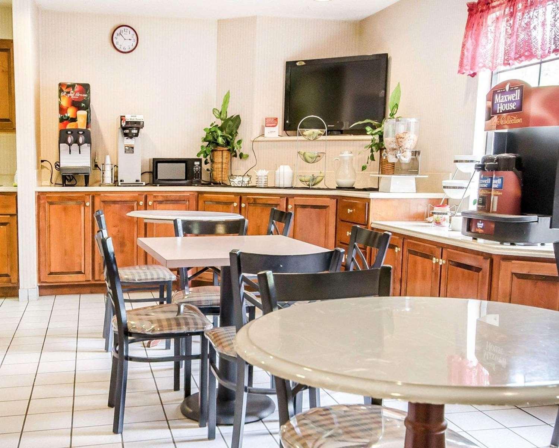Restaurant - Econo Lodge London