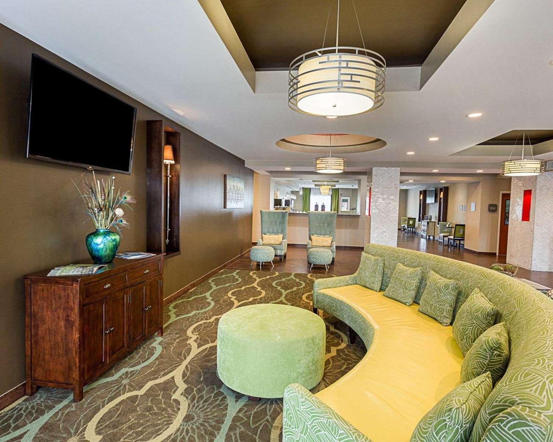 Lobby - Comfort Suites Gonzales