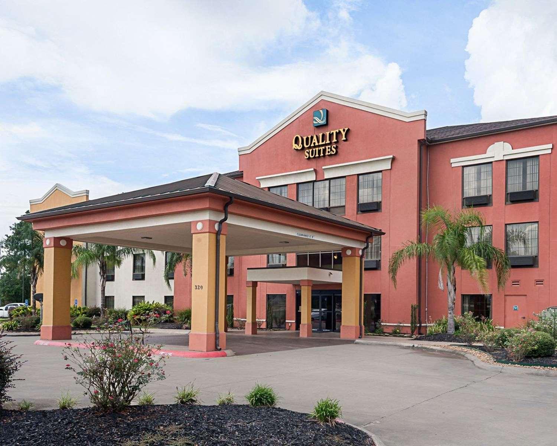 Exterior view - Quality Inn & Suites Sulphur