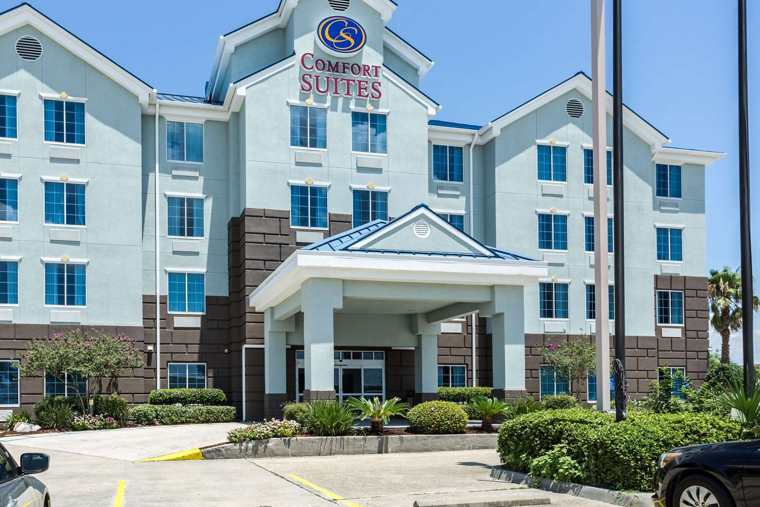 Exterior view - Comfort Suites New Orleans East