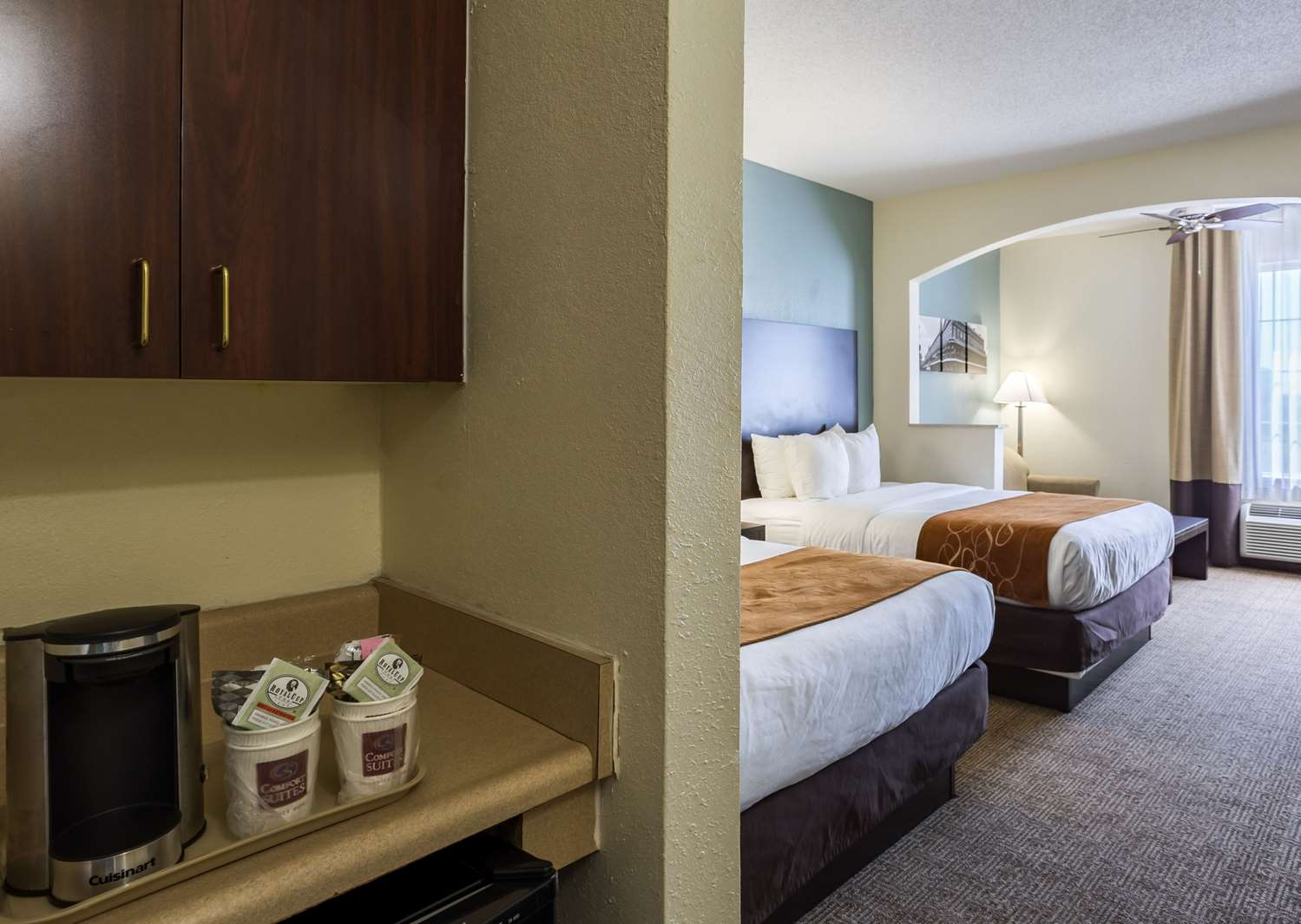 Suite - Comfort Suites New Orleans East