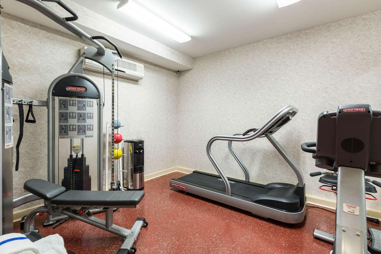 Fitness/ Exercise Room - Quality Inn Alexandria