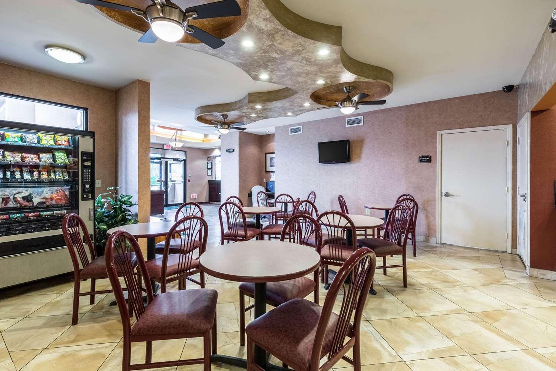 Restaurant - Quality Inn Alexandria