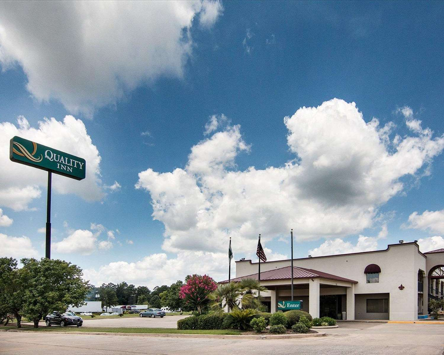 Exterior view - Quality Inn Natchitoches