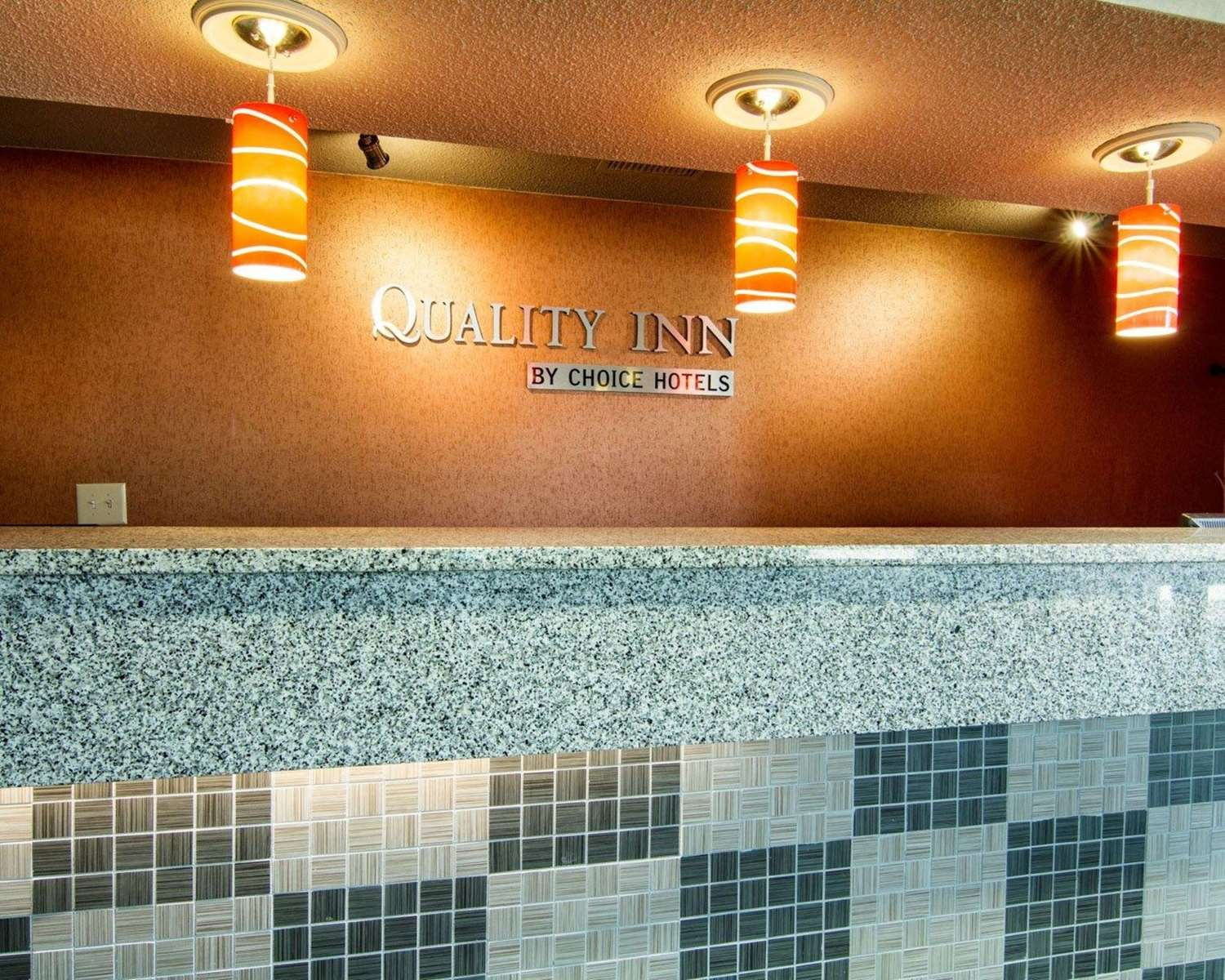 Lobby - Quality Inn Natchitoches