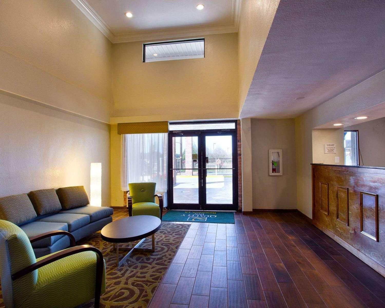 Lobby - Quality Inn Hammond