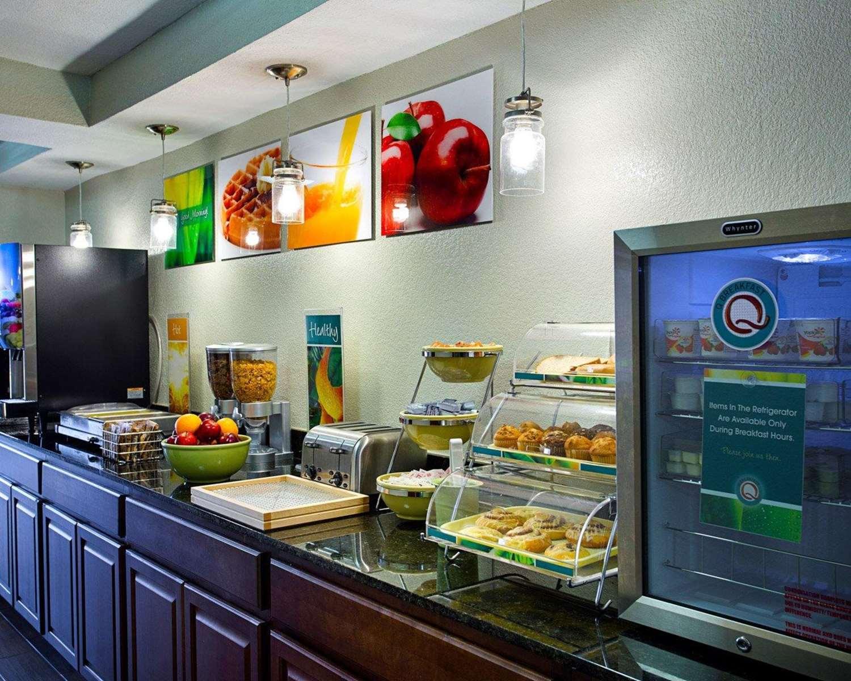 Restaurant - Quality Inn Hammond