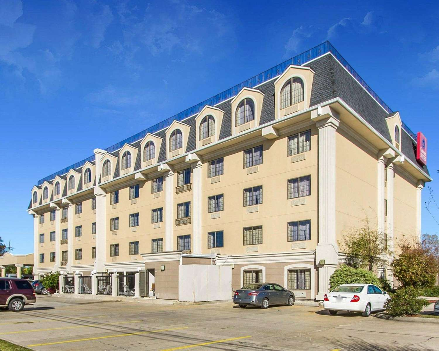 Exterior view - Comfort Suites New Orleans Airport Kenner