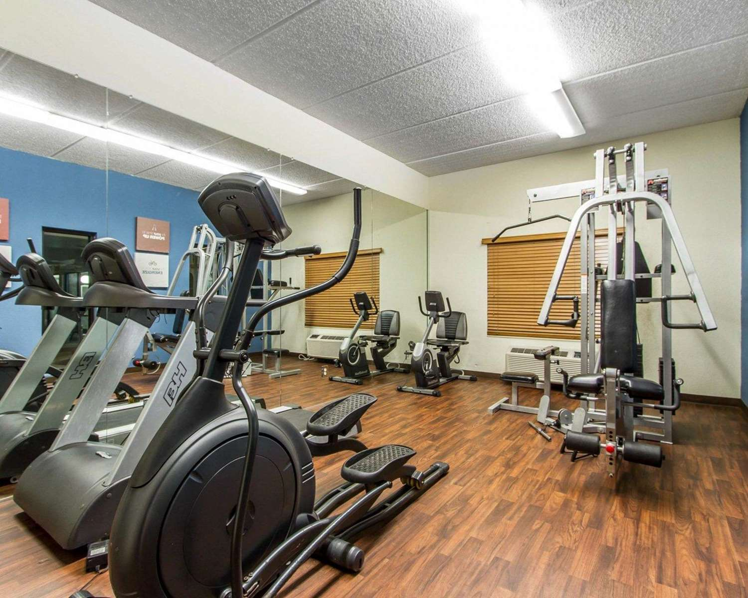 Fitness/ Exercise Room - Comfort Suites New Orleans Airport Kenner