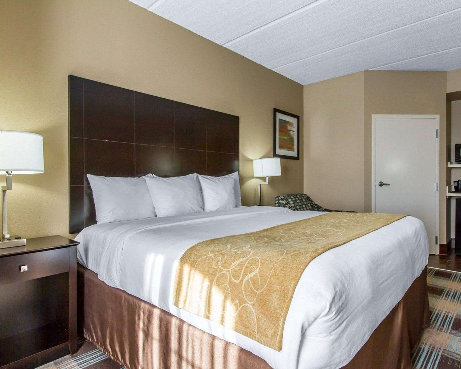 Room - Comfort Suites New Orleans Airport Kenner