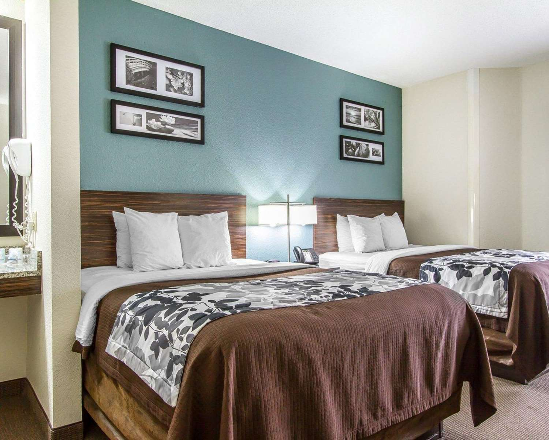 Room - Sleep Inn Scott