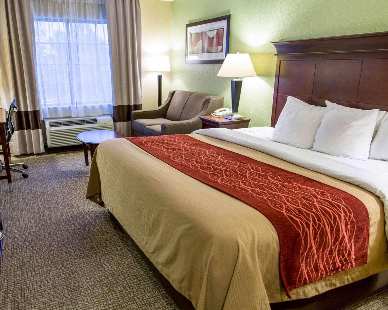 Room - Comfort Inn Shreveport
