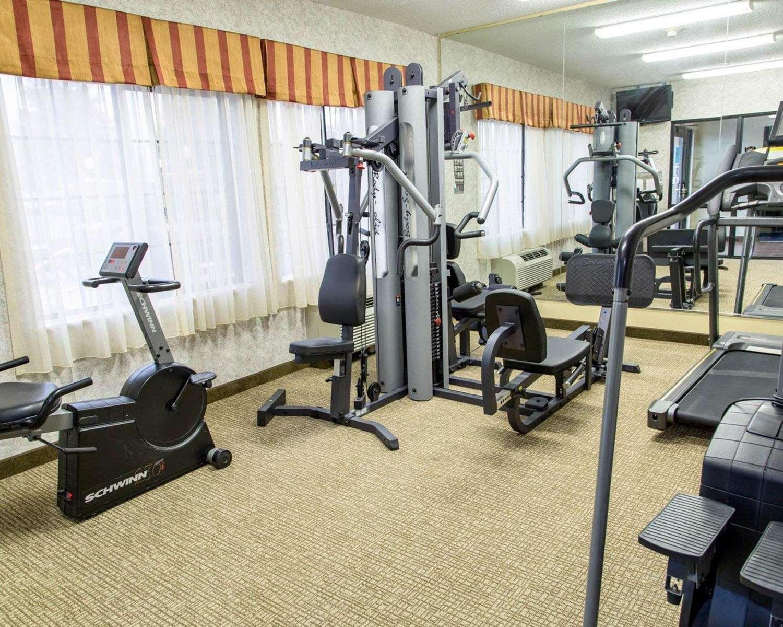 Fitness/ Exercise Room - Comfort Inn Shreveport