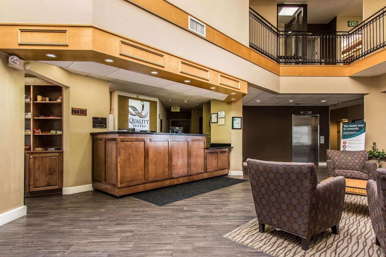 Lobby - Quality Suites New Iberia