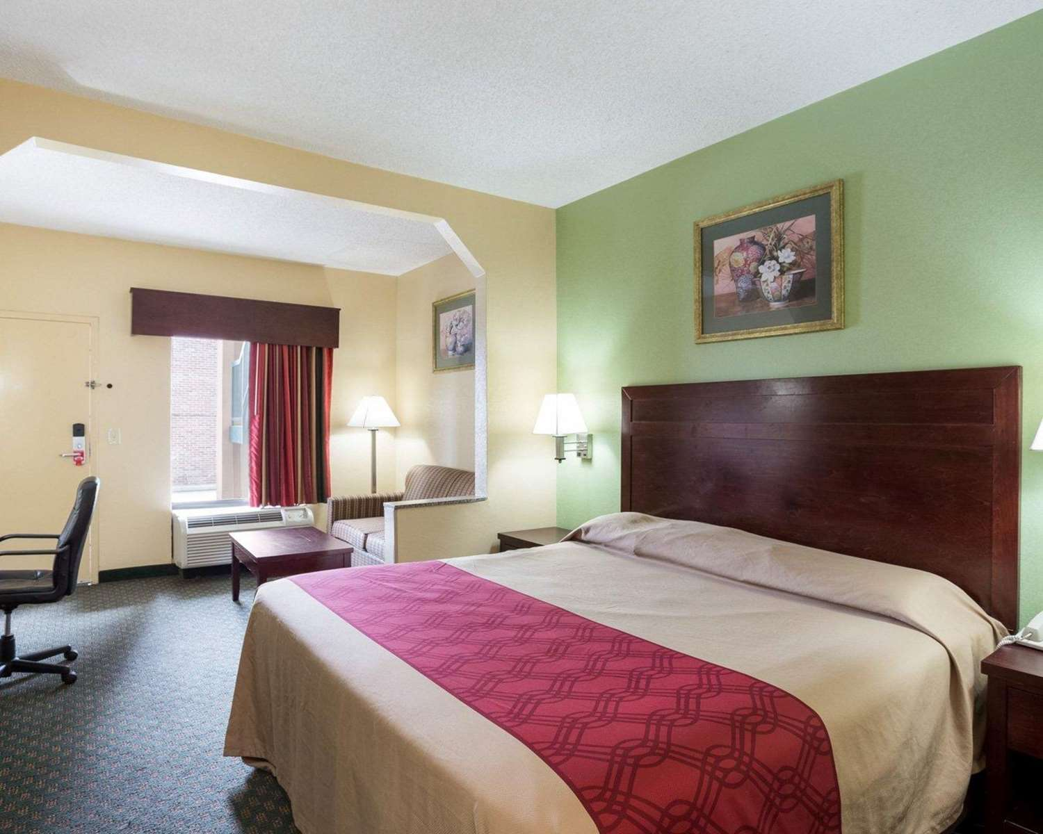 Room - Econo Lodge New Orleans