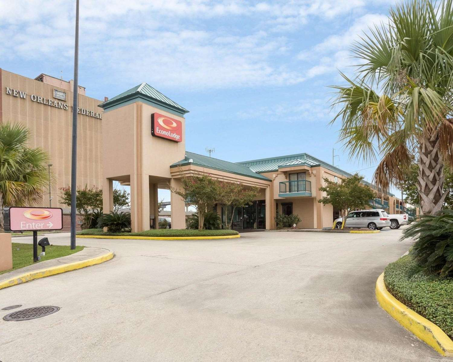 Exterior view - Econo Lodge New Orleans
