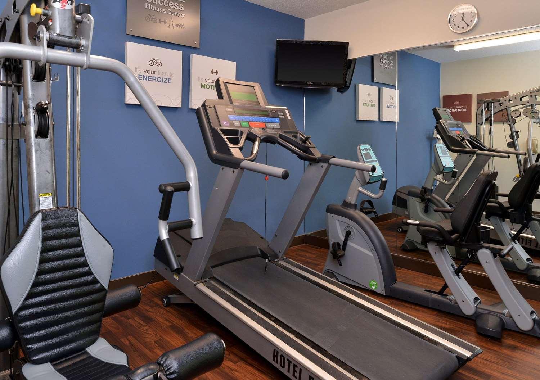 Fitness/ Exercise Room - Comfort Suites Port Allen