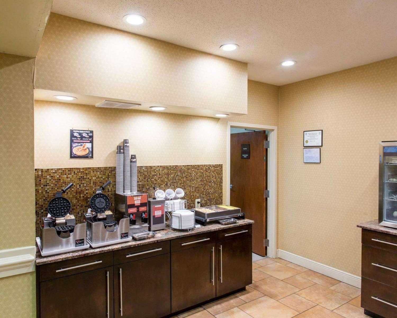 Restaurant - Comfort Suites Port Allen