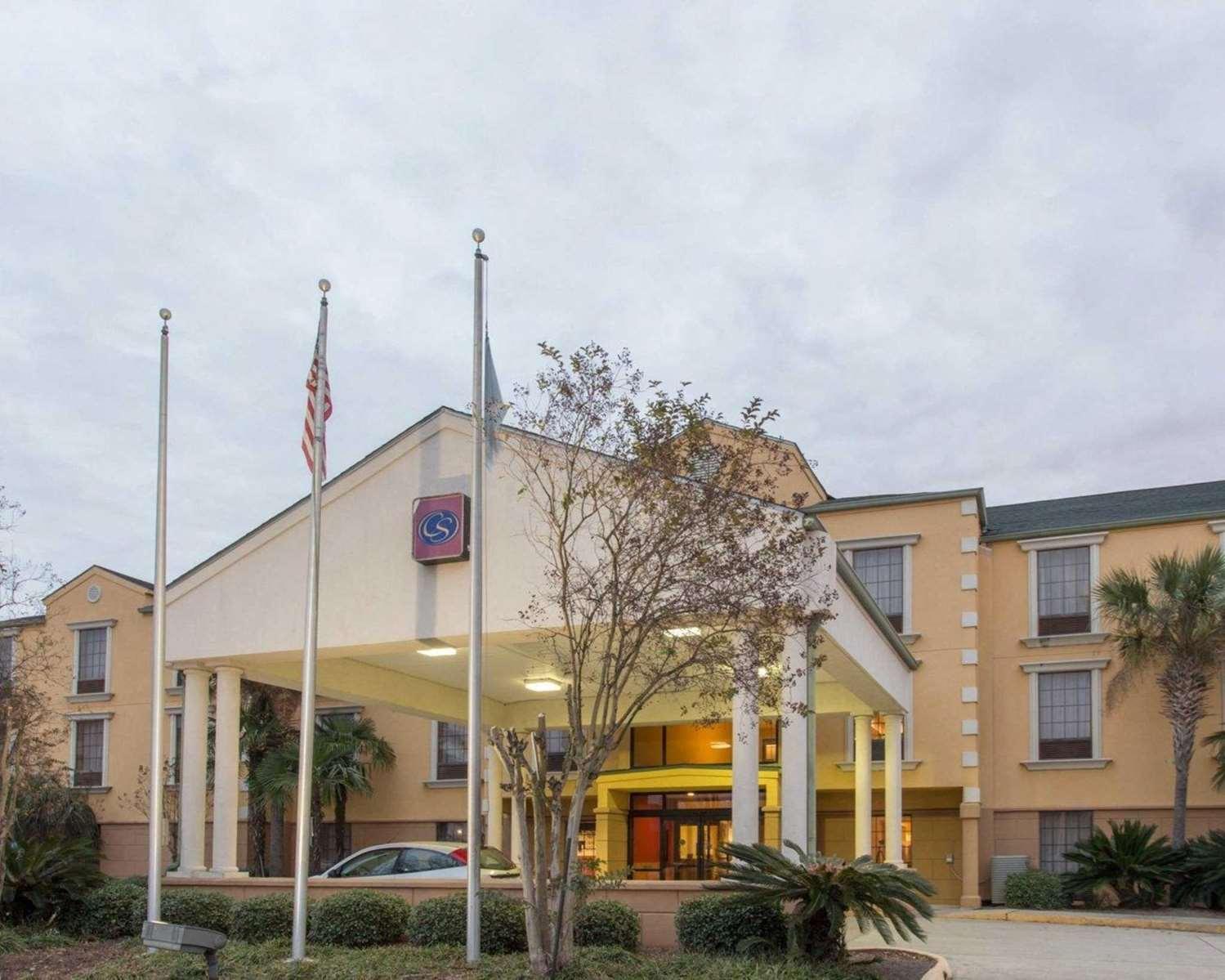 Exterior view - Comfort Suites Port Allen