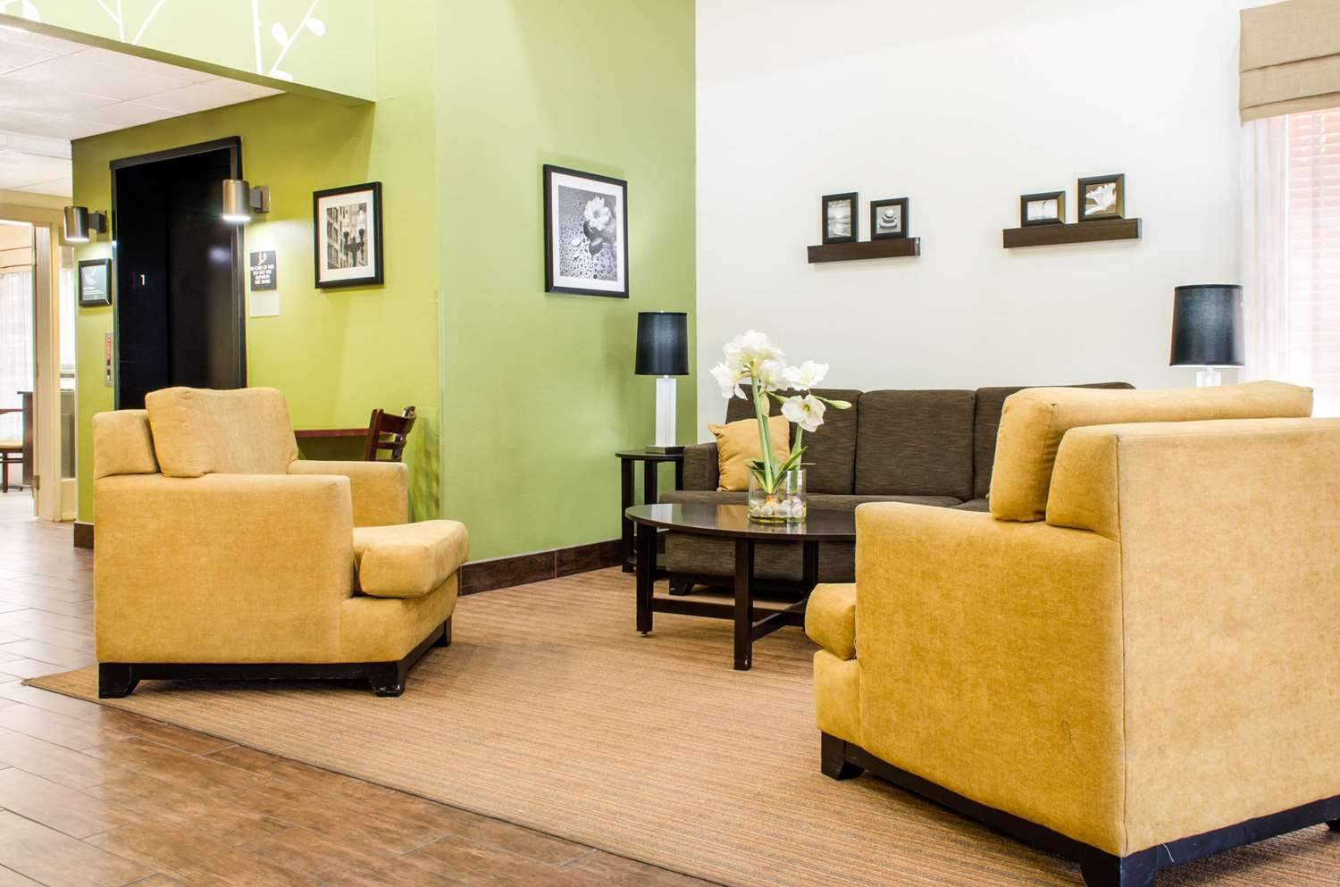 Lobby - Sleep Inn & Suites Metairie
