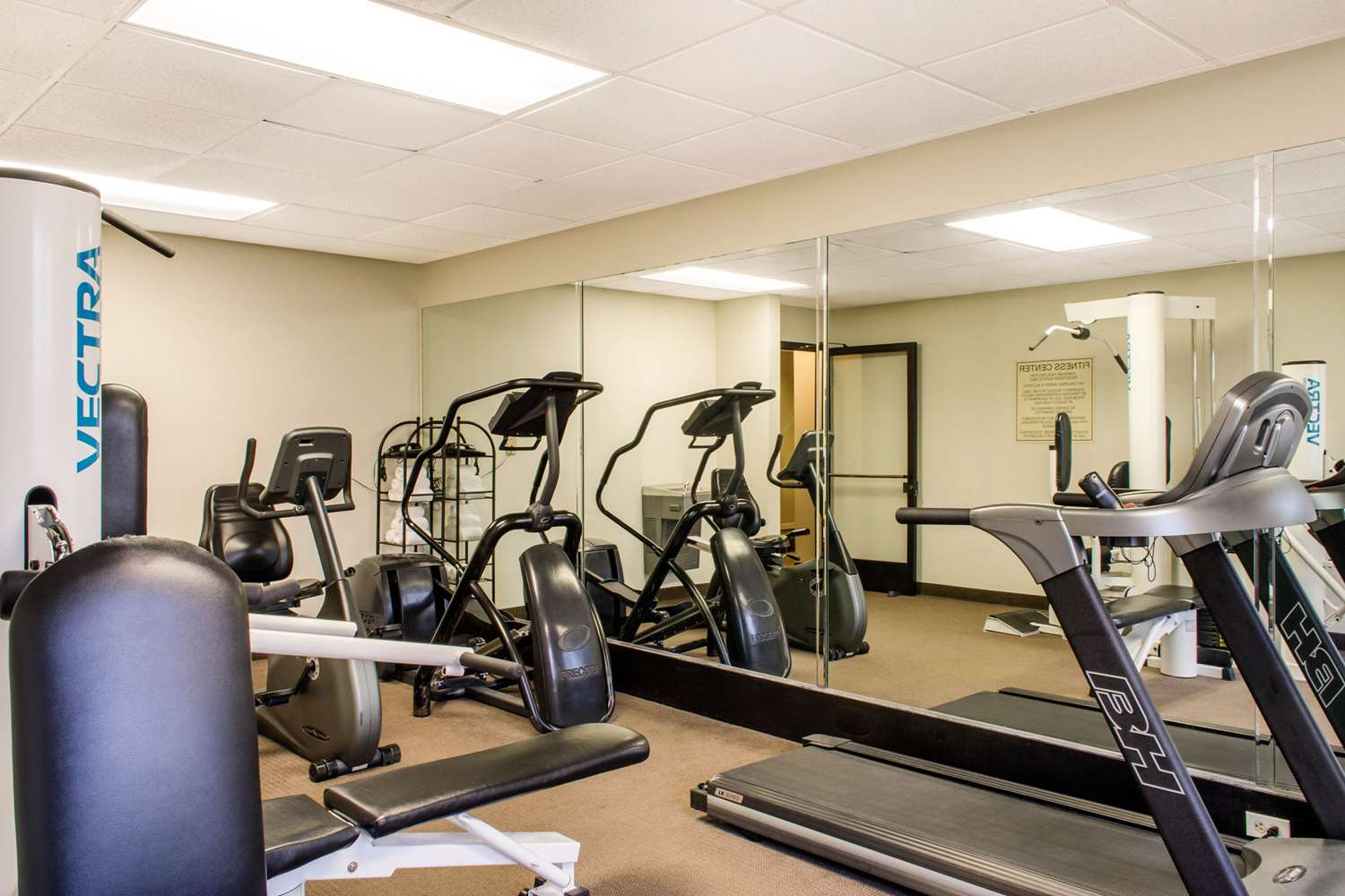 Fitness/ Exercise Room - Sleep Inn & Suites Metairie
