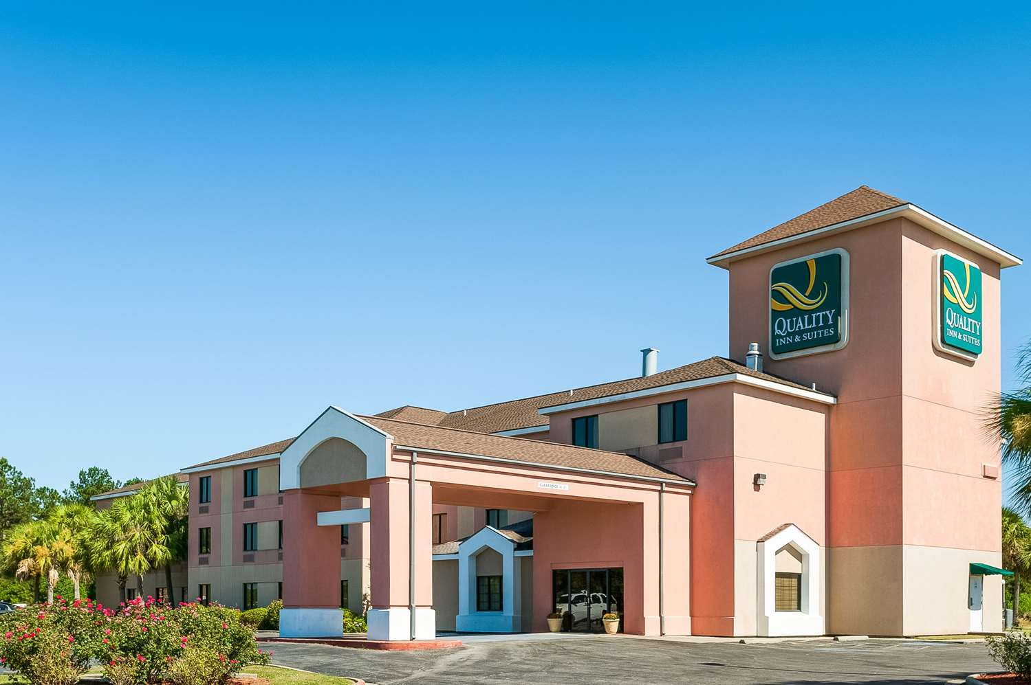Exterior view - Quality Inn & Suites Lake Charles