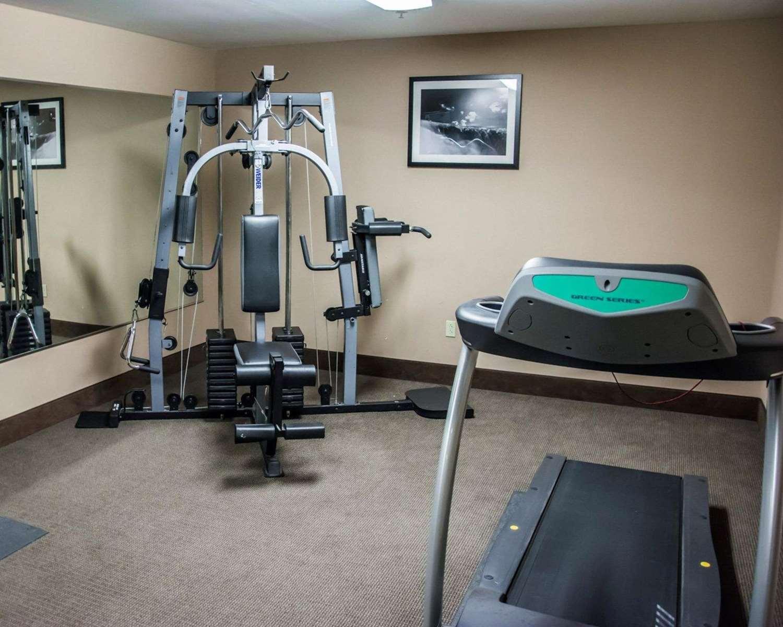 Fitness/ Exercise Room - Sleep Inn & Suites Pineville