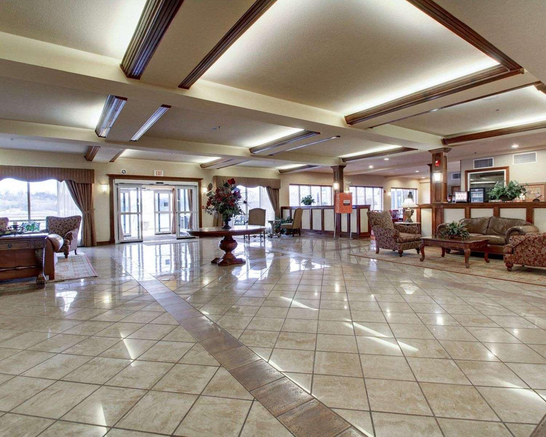 Lobby - Comfort Suites Vidalia