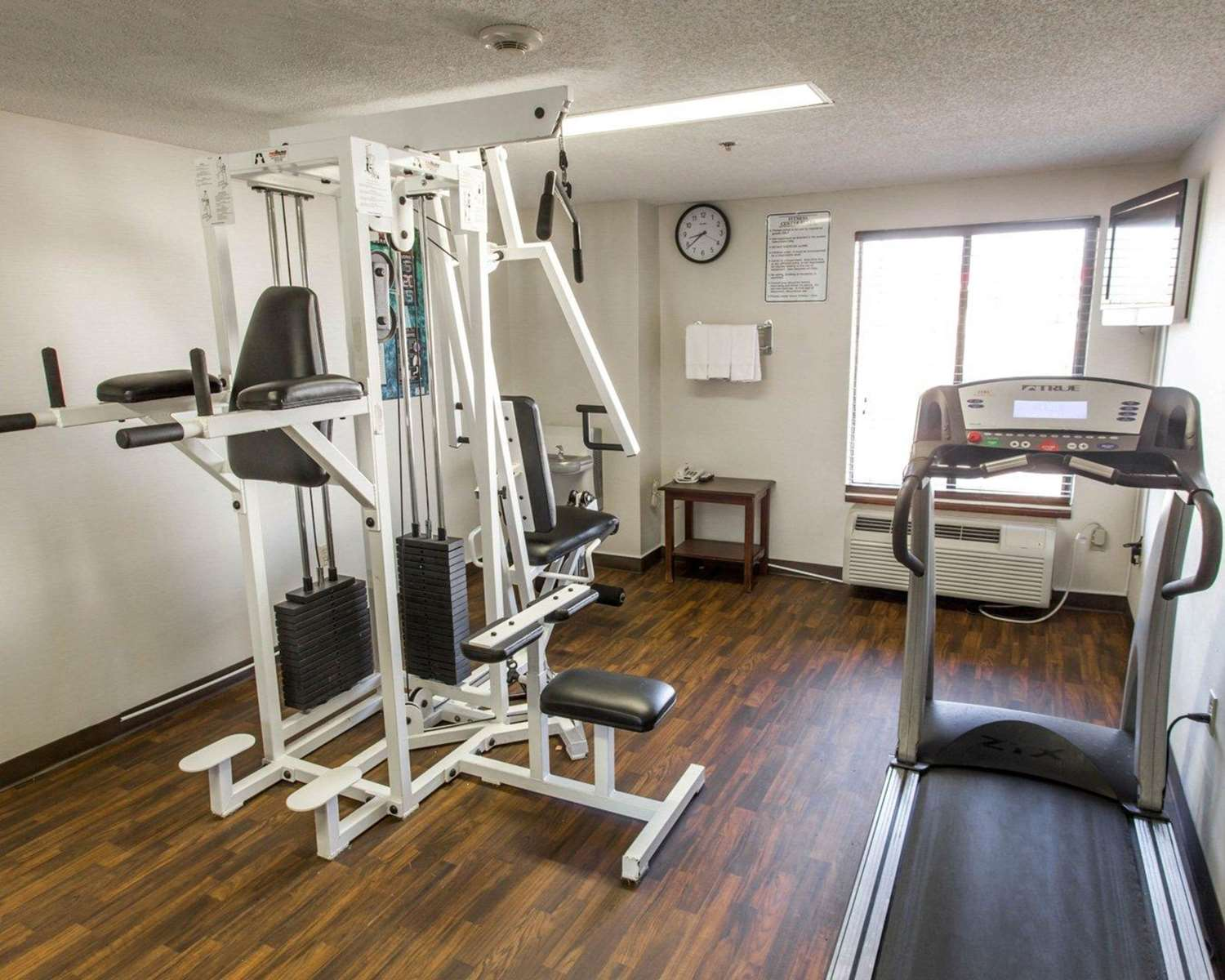 Fitness/ Exercise Room - Comfort Inn Hammond