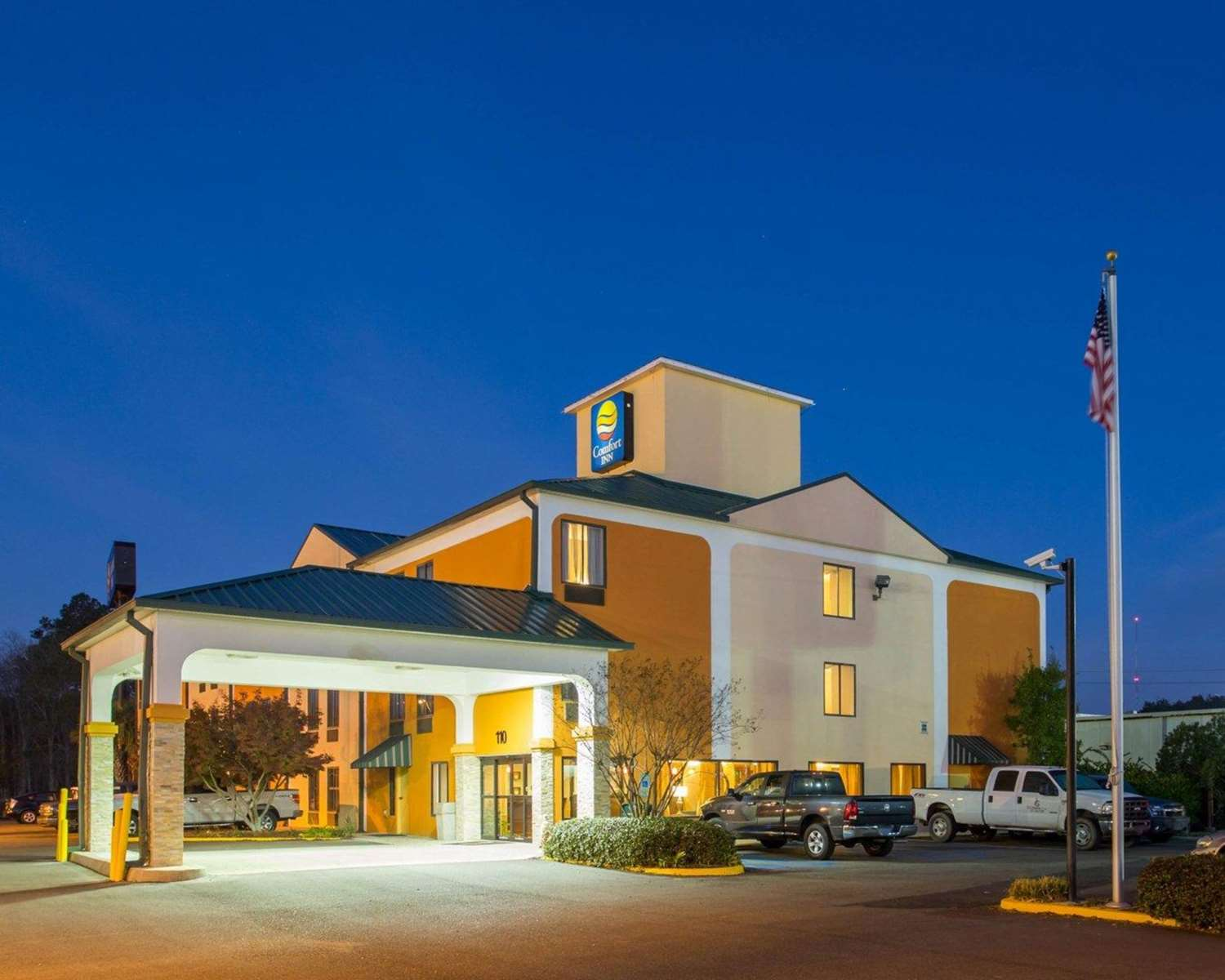Exterior view - Comfort Inn Hammond