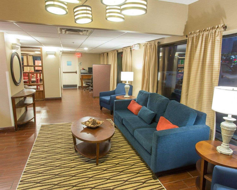 Lobby - Comfort Inn Hammond