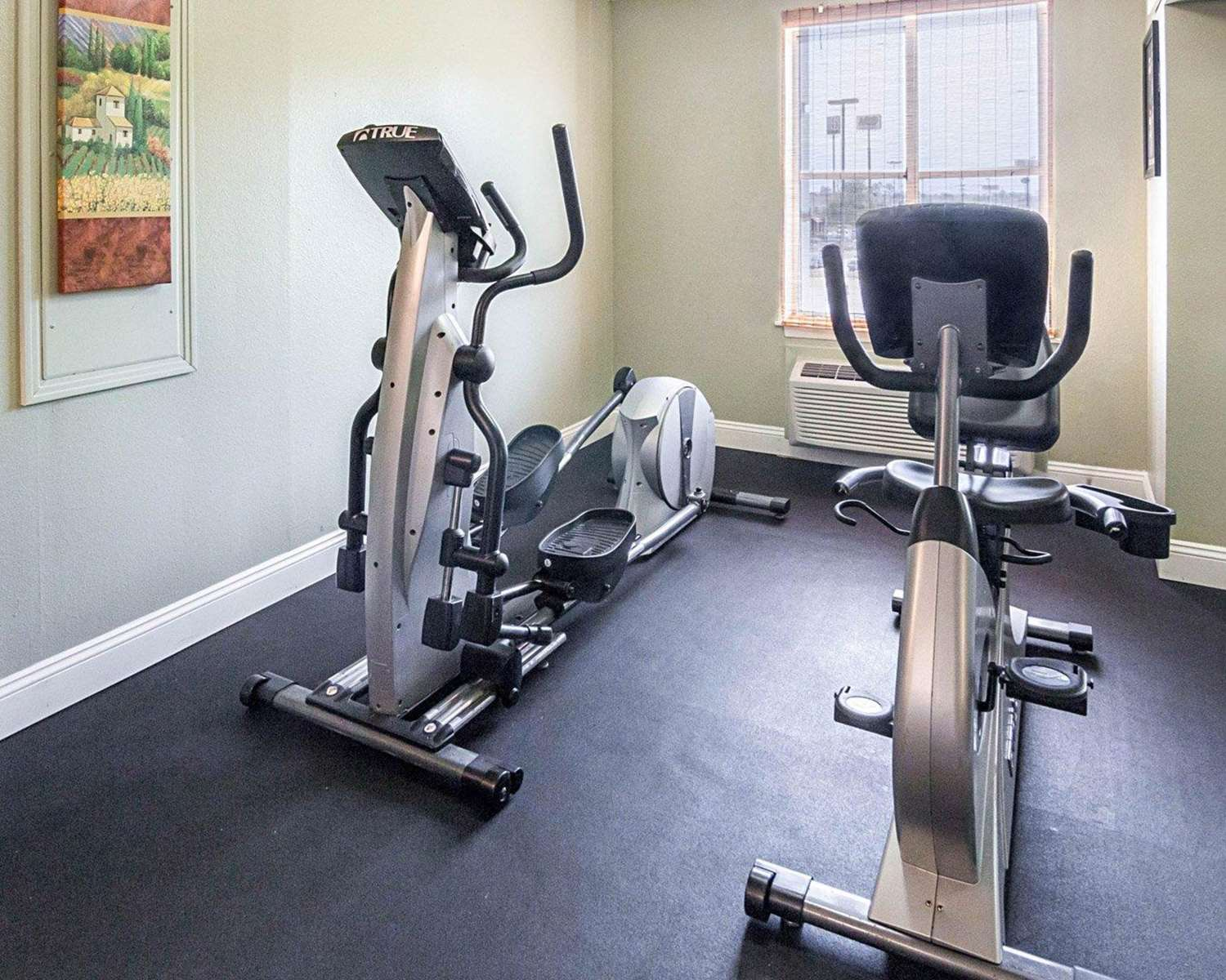 Fitness/ Exercise Room - Quality Inn & Suites West Monroe