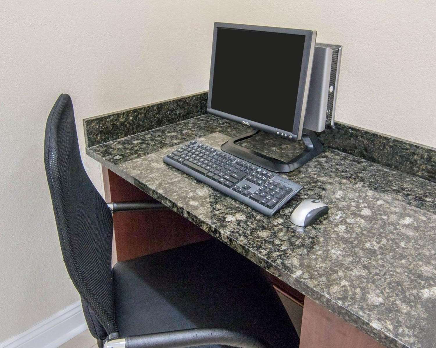Conference Area - Quality Inn & Suites West Monroe
