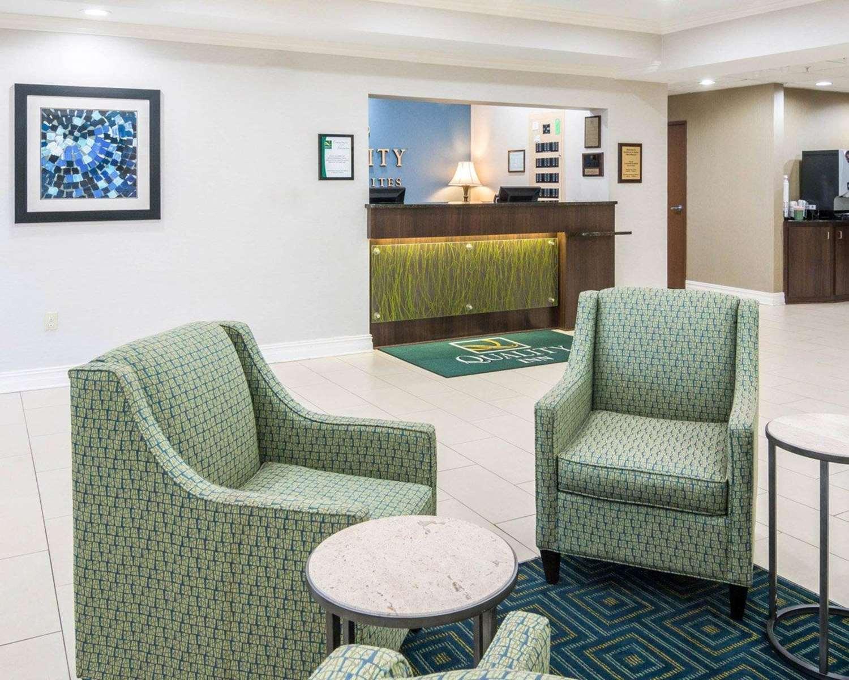 Lobby - Quality Inn & Suites West Monroe