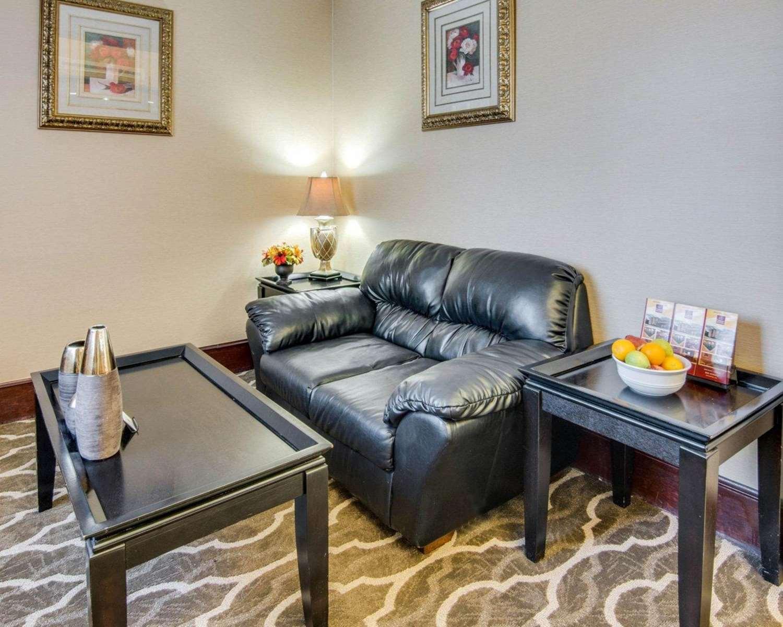 Lobby - Comfort Suites Shreveport