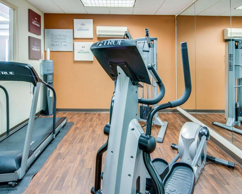 Fitness/ Exercise Room - Comfort Suites Shreveport