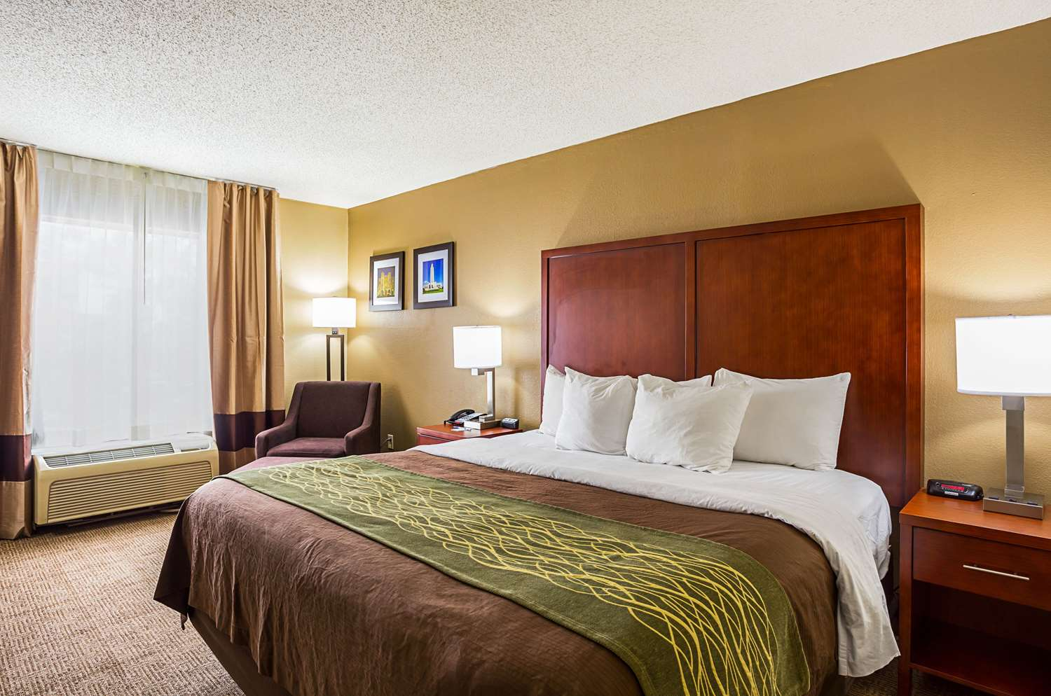 Room - Comfort Inn Baton Rouge