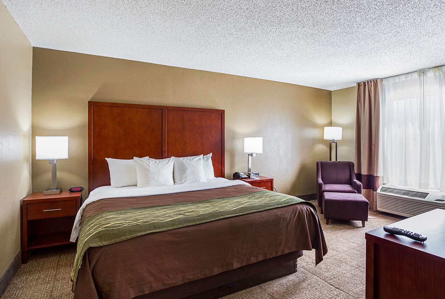 Suite - Comfort Inn Baton Rouge