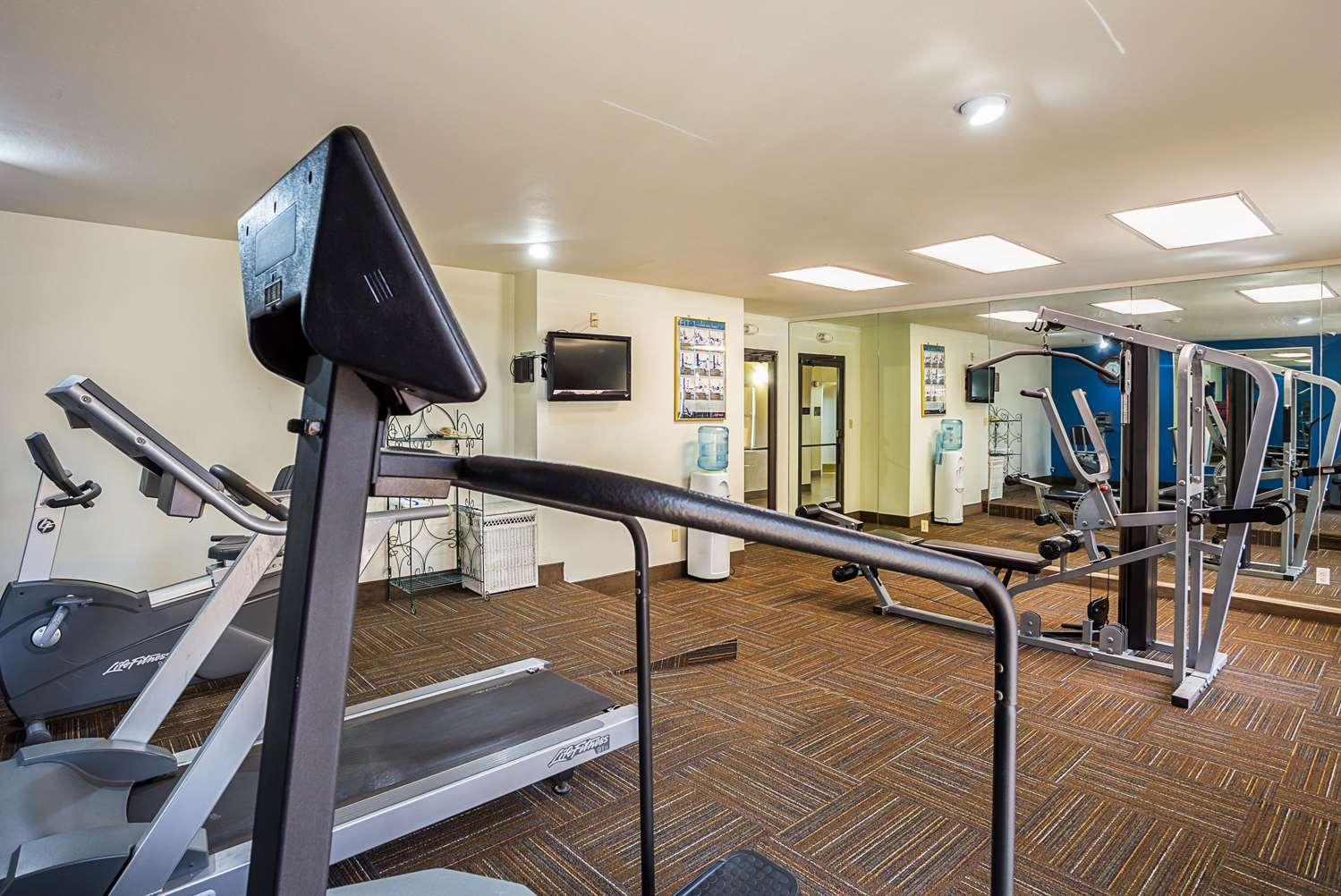 Fitness/ Exercise Room - Comfort Inn Baton Rouge